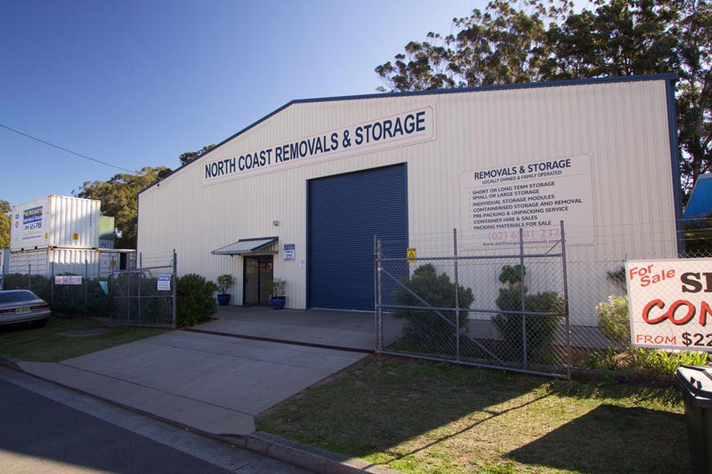 North Coast Removals Depot